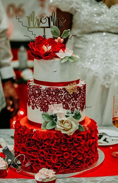 Cake by Imee Fernandez Roque