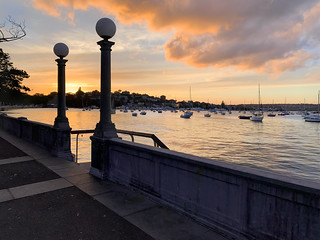 Sunset @ Rose Bay | by Marian Pollock