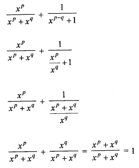 ICSE Mathematics Class 8 Solutions Chapter 2 Exponents and Powers Objective Type Questions HOTS 3.1