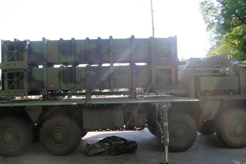 패트리어트 미사일의 9 배터리