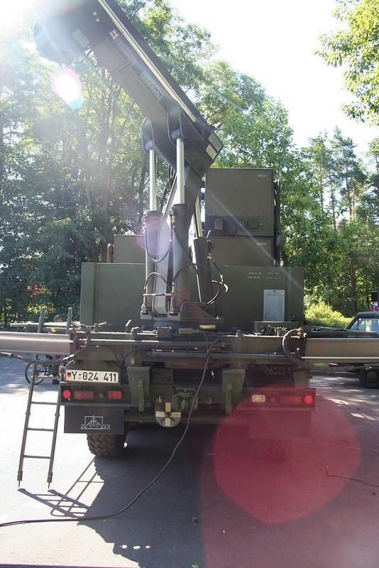 Patriot Missile-Batterij 7
