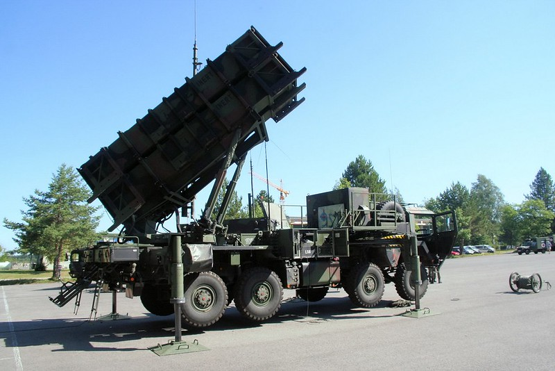 Patriot Missile Battery 6
