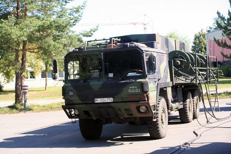 Patriot Missile-Batterij 5