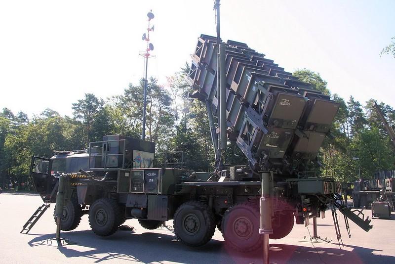 Patriot Missile-Batterij 4