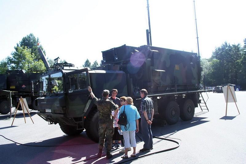 Patriot Missile-Batterij 3