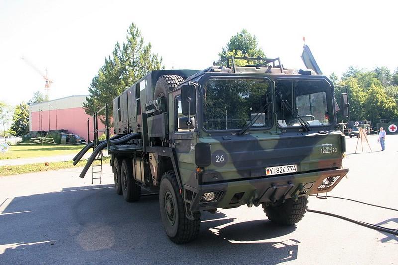 Patriot Missile-Batterij 2