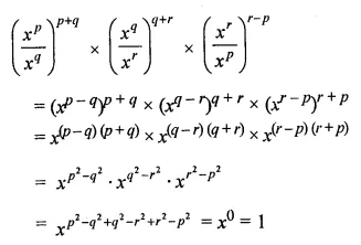 ICSE Class 8 Maths Book Solutions Free Download Pdf Chapter 2 Exponents and Powers Objective Type Questions HOTS 2.1