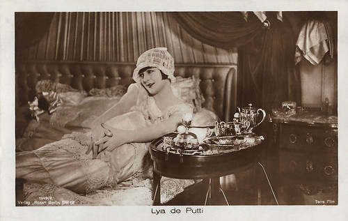 Lya de Putti in Junges Blut (1926)