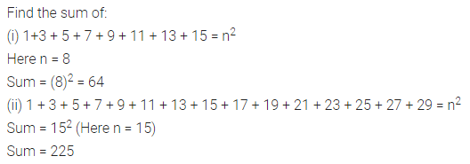 ICSE Mathematics Class 8 Solutions Chapter 3 Squares and Square Roots Ex 3.2 Q6