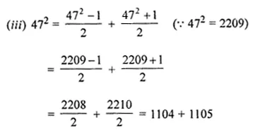 APC Maths Class 8 Solutions Chapter 3 Squares and Square Roots Ex 3.2 Q8.1