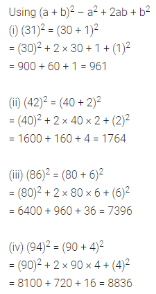 ICSE Understanding Mathematics Class 8 Solutions Chapter 3 Squares and Square Roots Ex 3.2 Q9