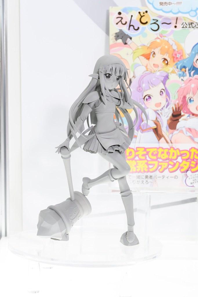 【WF2019夏】HOBBY JAPAN(ホビージャパン) 千值練合作『始源我王凱牙』、多款比例模型原型公開!