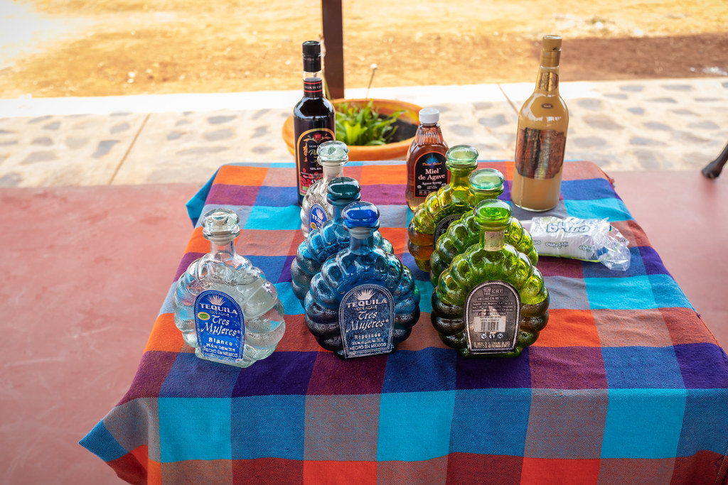 Mexico. Tequila