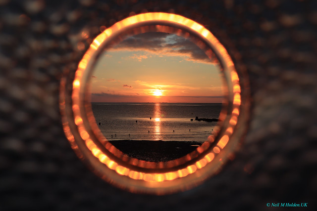Sunset, Herne Bay, England, United Kingdom