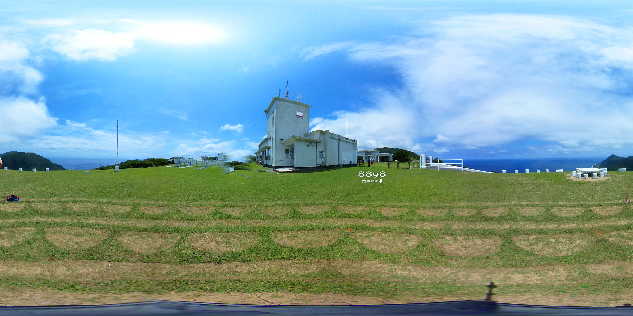 8-3蘭嶼氣象站