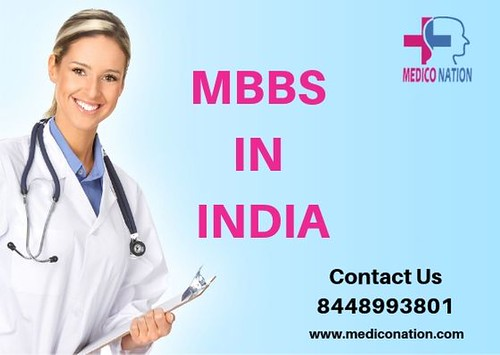 Admission Opportunities for MBBS in INDIA