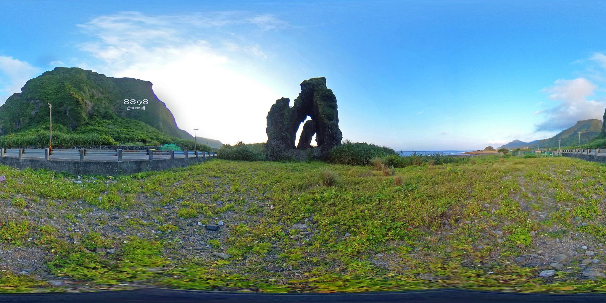 3-2蘭嶼育玉女岩