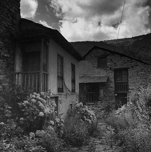 Pereje, en el Camino de Santiago.