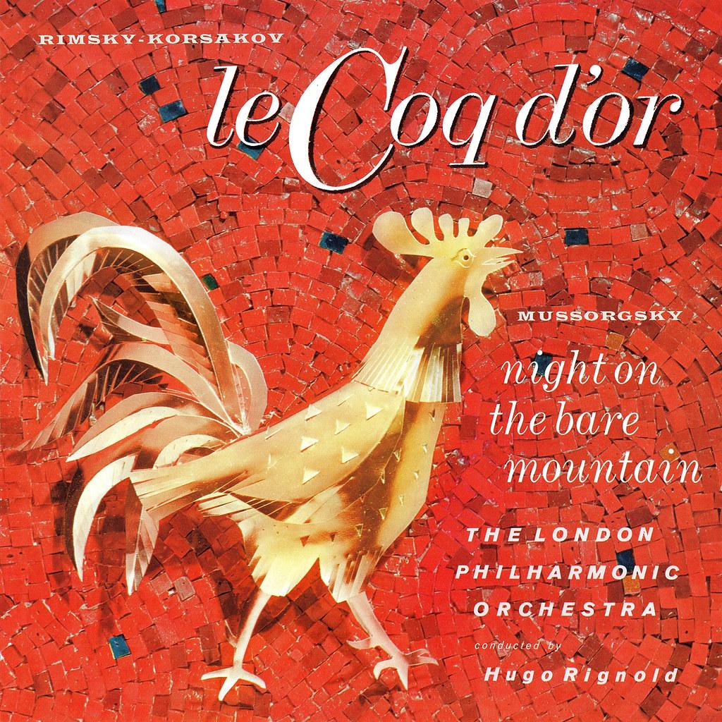 Nikolai Rimsky-Korsakov - Le coq d'or