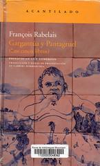 François Rabelais, Gargantúa y Pantagruel