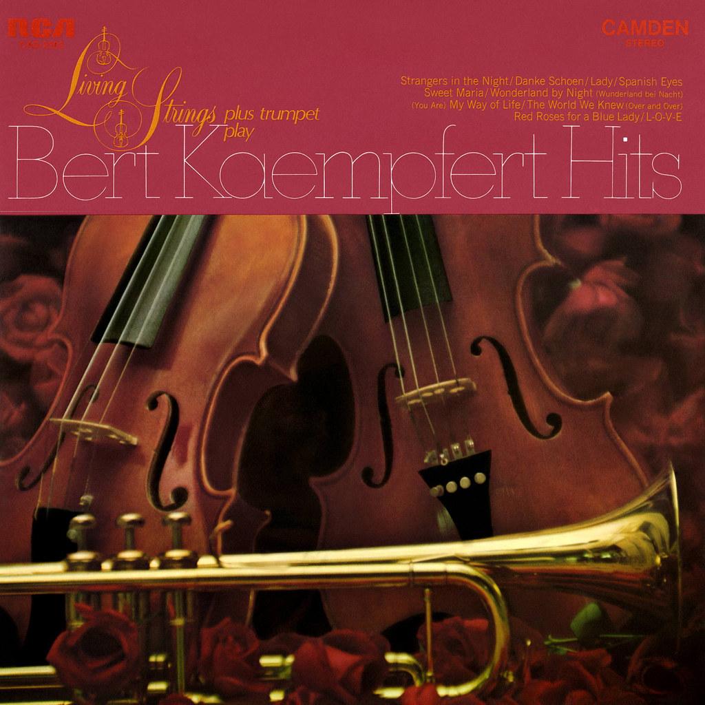 Living Strings - Bert Kaempfert Hits