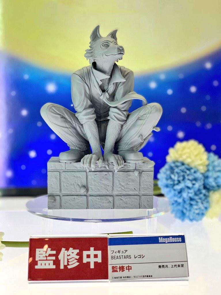 【WF2019夏】MEGAHOUSE(株式会社メガハウス)G.E.M.系列、《航海王》P.O.P系列...等多款新作原型公開!
