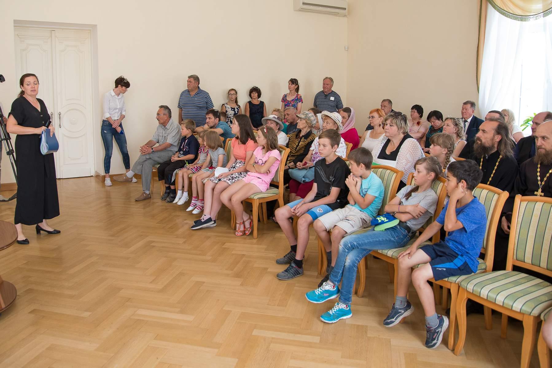 День памяти М.Ю. Лермонтова 27 июля 2019 года в музее «Тарханы». Конкурсы и лекции для детей проводит научный сотрудник Шубенина Елена