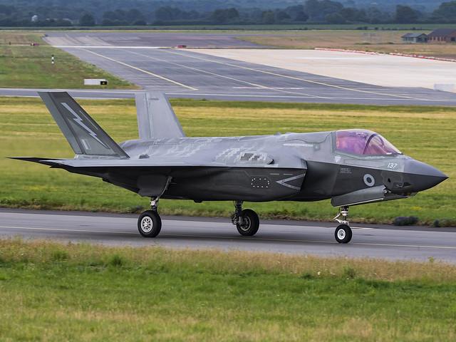 Royal Air Force | Lockheed Martin F-35B Lightning II | ZM137