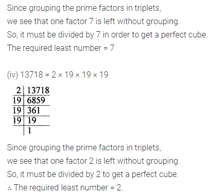 ICSE Class 8 Maths Book Solutions Free Download Pdf Chapter 4 Cubes and Cube Roots Ex 4.1 Q4.2