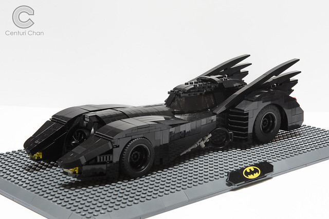 LEGO Tim Burton Batmobile