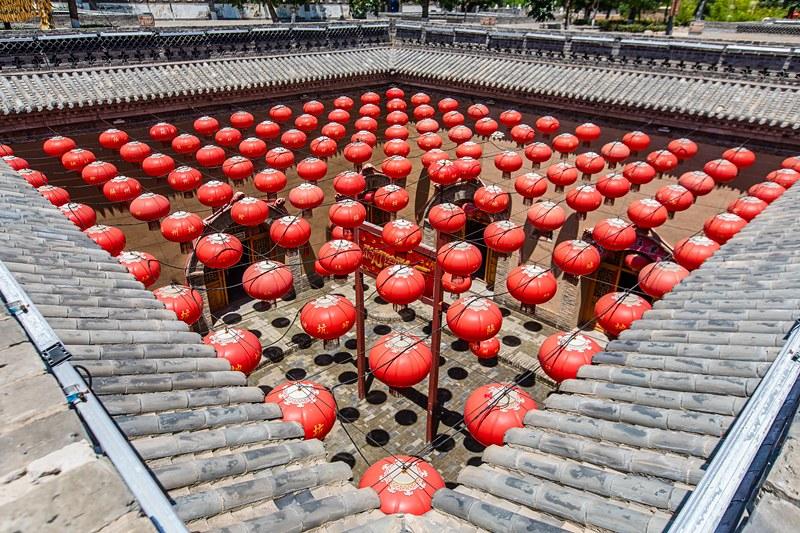 【中國河南-陝州旅遊】陝州地坑院,四千年歷史人類穴居的活化石