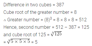 ML Aggarwal Class 8 Solutions Chapter 4 Cubes and Cube Roots Ex 4.2 Q12