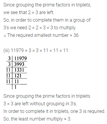ML Aggarwal Maths for Class 8 Solutions Book Pdf Chapter 4 Cubes and Cube Roots Ex 4.1 Q3.1