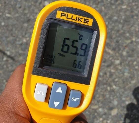 5257 Heat Blocking Coating on the Pathways in Mina 03
