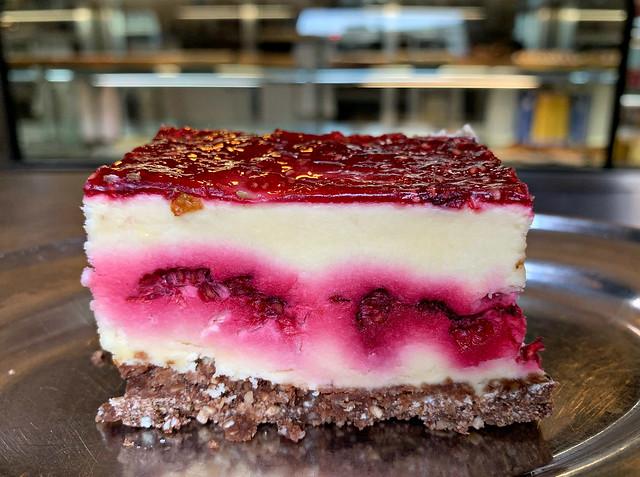 2019 Sydney: Raspberry Cheesecake