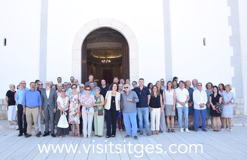 Santa Marta Sitges 2021 – Celebració del Gremi d'Hostaleria de Sitges
