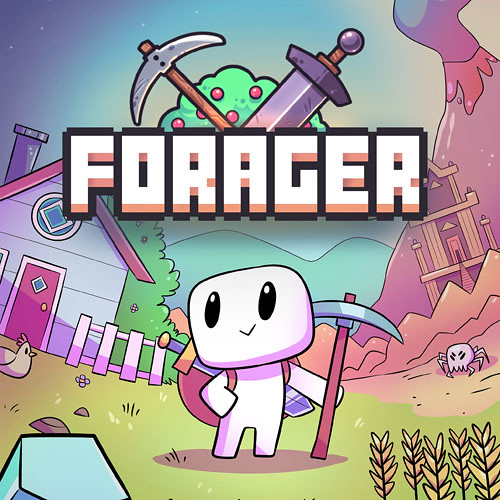 Thumbnail of Forager on PS4
