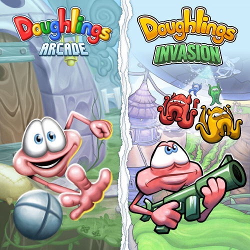 Thumbnail of Doughlings Bundle on PS4