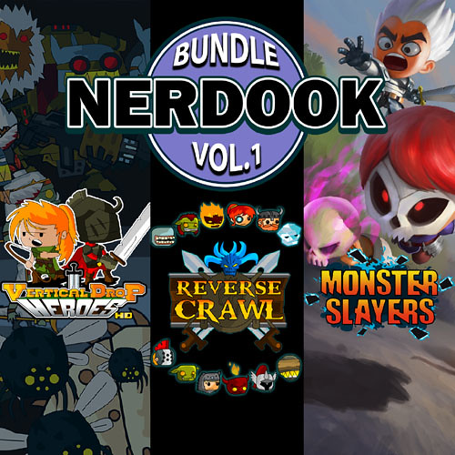 Thumbnail of Digerati Nerdook Bundle Vol.1 on PS4