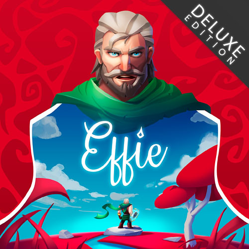 Thumbnail of Effie - Deluxe Edition on PS4