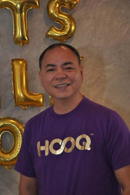 HOOQ PH Content and Programming Head Jeff Remigio