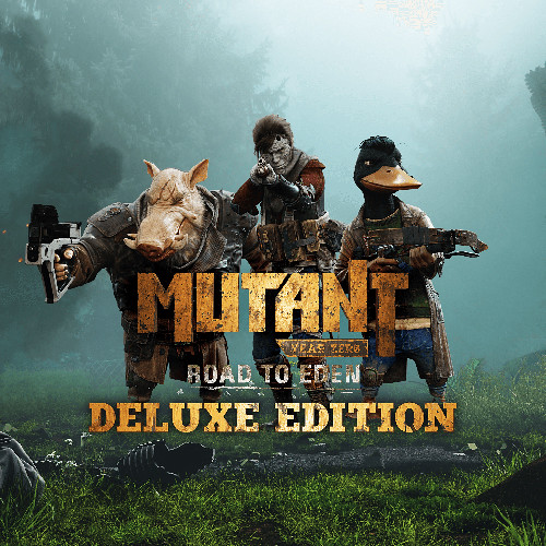 Thumbnail of Mutant Year Zero: Road to Eden - Deluxe Edition on PS4