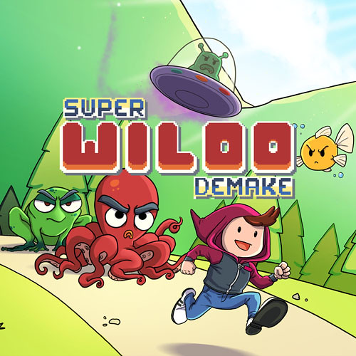 Thumbnail of Super Wiloo Demake on PS4