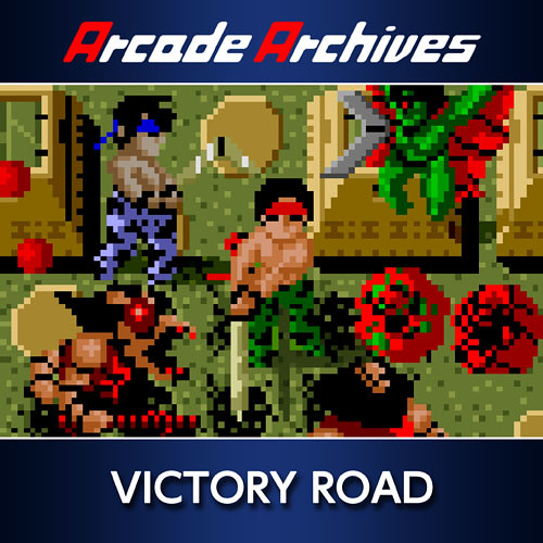 Thumbnail of Arcade Archives VICTORY ROAD on PS4