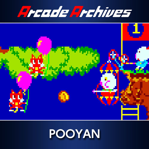 Thumbnail of Arcade Archives POOYAN on PS4