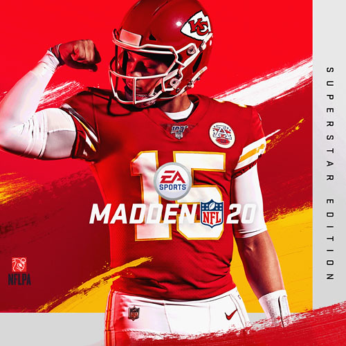 Thumbnail of Madden NFL 20: Superstar Edition on PS4