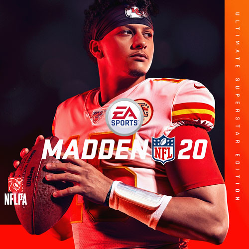 Thumbnail of Madden NFL 20: Ultimate Superstar Edition on PS4
