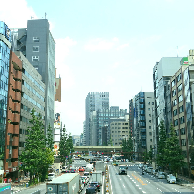 Showa-dori street