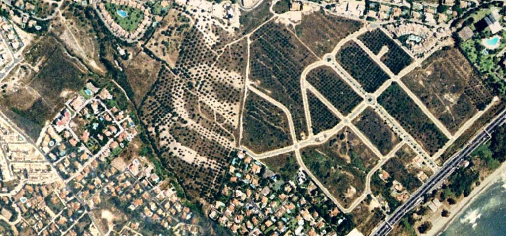 urbanización el real panorama, marbella, málaga, urbanización el real que habéis dejado, antes, urbanismo, planeamiento, urbano, desastre, urbanístico, construcción