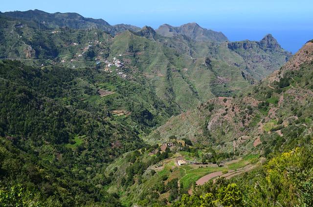 Anaga, Cruz del Carmen route, Tenerife
